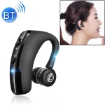 V9 Business Handsfree Wireless Bluetooth Headset CSR 4.1 with Mic for Driver Sport (Black)