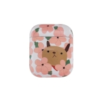 Animal Pattern Dropproof Wireless Earphones Charging Box Protective Case for Apple AirPods