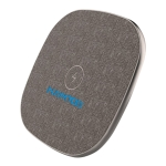 HAMTOD M9 Desktop Intelligent 10W Qi Standard Wireless Charger Charging Pad (Gold)
