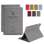 Universal Deer Skin Holster for iPad 5&6&New 9.7 (Grey)