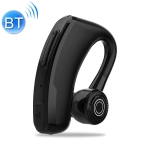 V10 Wireless Bluetooth V5.0 Sport Headphone without Charging Box, CSR Chip, Support Voice Reception&10 Minutes Fast Charging (Black)