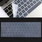 Keyboard Protector TPU Film for MacBook Retina 12 / Pro 13 (A1534 / A1708) (White)