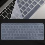 Keyboard Protector TPU Film for MacBook Pro 13 / 15 & Air 13 (A1466 / A1502 / A12780 / A1286) (White)