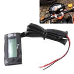 Motorcycle Meter KOSO mini3 Three-in-one Voltmeter