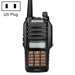 BaoFeng BF-UV9Rplus 16W Waterproof Dual Band Radio Handheld Antenna Walkie Talkie, US Plug