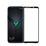 MOFI 9H 2.5D Full Screen Tempered Glass Film for Xiaomi Black Shark 2 (Black)