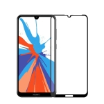 MOFI 9H 2.5D Full Screen Tempered Glass Film for Huawei Y7 Pro (2019) (Black)
