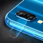 0.3mm 2.5D Transparent Rear Camera Lens Protector Tempered Glass Film for Galaxy M20