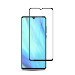 mocolo 0.33mm 9H 2.5D Full Glue Silk Print Tempered Glass Film for Huawei P30 (Black)