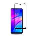 mocolo 0.33mm 9H 2.5D Full Glue Tempered Glass Film for Xiaomi Redmi 7 (Black)