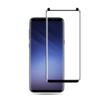 mocolo 0.33mm 9H 3D Curved Tempered Glass Film for Galaxy S9+ (Black)