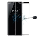9H 3D Curved Full Screen Tempered Glass Film for Sony Xperia XZ4