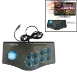 Arcade Game Machine Rocker USB Handle for PS 3 / Android / Computer / TV