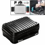 Nintendo Switch Game Machine Large Capacity Hard Shell Storage Protection Bag (Black)