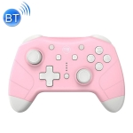 Nintendo Switch Pro NFC Version Bluetooth Game Joystick Controller (Pink)