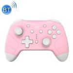 Nintendo Switch Pro NFC Version Bluetooth Game Joystick Controller (Pink)