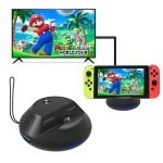 Cooling Portable Base TV Dock Switch TV Conversion Base with PCB Board for Nintendo Switch