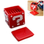 12 in 1 Box Game Card TF Card Holder Box for Nintendo Switch (Red)