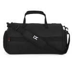 IX LK8036A Waterproof Multi-function Dry Wet Separation Yoga Fitness  One-shoulder Portable Travel Bag with Pull Rod Strap, Size: 45 x 26 x 26cm(Black)