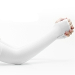 JOYROOM JR-CY172 Ice Silk Sleeves Fresh Cool UV Protection Oversleeve (White)