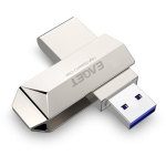 EAGET F70 128GB High-speed USB 3.0 360 Degree Rotating Zinc Alloy U Disk