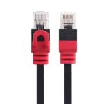 REXLIS CAT6-3 CAT6 Flat Ethernet Unshielded Gigabit RJ45 Network LAN Cable, Length: 10m