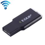 EDUP EP-AC1668 AC600Mbps 2.4GHz & 5.8GHz Dual Band USB WiFi Adapter External Network Card