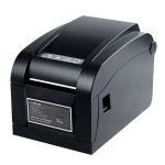 Xprinter XP-350B USB Port Thermal Automatic Calibration Barcode Printer