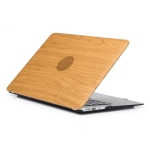 Wood Texture 03 Pattern Laptop PU Leather Paste Case for MacBook 12 inch A1534 (2015 – 2017)