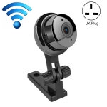 V380 1080P WiFi IP Camera Remote Mini DV, Support TF Card & Night Vision & Movement Monitoring, UK Plug