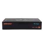 iBRAVEBOX V8 MAGIC Digital Satellite Signal Finder Meter, H.265 Decoding, Support DVB-S/S2 & IPTV