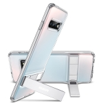 ESR Urbansoda Simplace Series PC + TPU Protective Case for Galaxy S10+, with Metal Holder (Transparent)