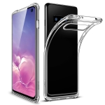 ESR Essential Zero Clear Series Ultra-thin Shockproof Soft TPU Case for Galaxy S10 (Transparent)