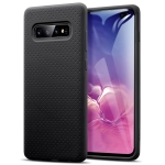 ESR Yippee Series Soft Liquid Silicone Protective Case for Galaxy S10+ (Black)