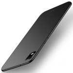 MOFI Frosted PC Ultra-thin Full Coverage Case for Galaxy A10 (Black)