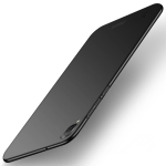 MOFI Frosted PC Ultra-thin Full Coverage Case for Galaxy M10 (Black)