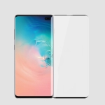 MOFI 9H 3D Curved Heat Bending Full Screen Tempered Glass Film for Galaxy S10+