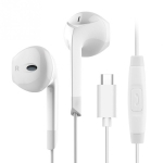 Langsdom Type-c Headphones (White)