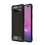 Magic Armor TPU + PC Combination Case for Galaxy S10 5G (Black)