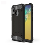 Magic Armor TPU + PC Combination Case for Galaxy A20e (Black)