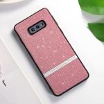 SULADA Glitter Powder Diamond TPU Case for Galaxy S10e (Pink)
