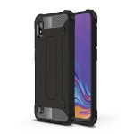 Magic Armor TPU + PC Combination Case for Galaxy A10 (Black)