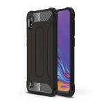 Magic Armor TPU + PC Combination Case for Galaxy A10 (Black)