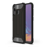 Magic Armor TPU + PC Combination Case for Galaxy A30 (Black)