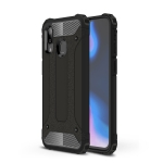 Magic Armor TPU + PC Combination Case for Galaxy A40 (Black)