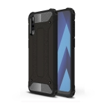 Magic Armor TPU + PC Combination Case for Galaxy A50 (Black)