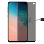 9H 3D Curved Anti-glare Full Screen Tempered Glass Film for Galaxy S10