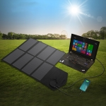 ALLPOWERS 40W Solar Panel Charger Portable Solar Battery Chargers 5V 18V