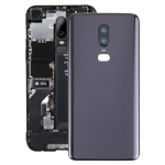 Original Battery Back Cover for OnePlus 6(Grey)