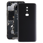 Original Frosted Battery Back Cover for OnePlus 6(Black)